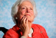 Photo of Former First Lady Barbara Bush Dies, 92