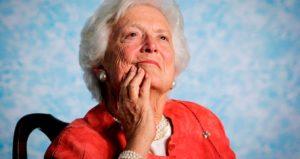 Former First Lady Barbara Bush Dies, 92
