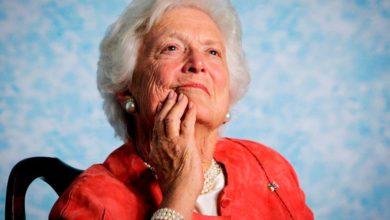 Photo of Former First Lady Barbara Bush Dies, 92