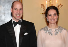 Photo of Kate Middleton and Prince William welcome third child