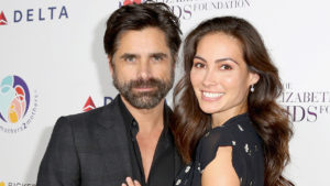 John Stamos and wife welcome first child