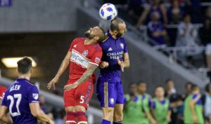 Orlando City Loses 3rd Straight, 2-1 to Chicago