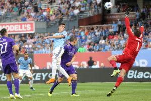 New York Crushes Orlando City 3-0. Losing Streak Extends to 4 Straight
