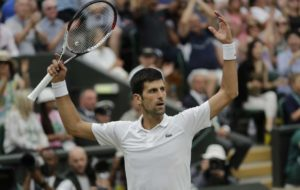 Wimbledon Update: Kerber Defeats S Williams for Women's Title, Djokevic Outlasts Nedal in Men's Semi's
