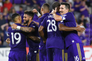 Orlando City Ends Losing Streak With Win Over Toronto