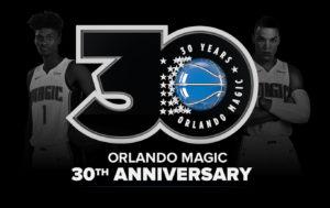 "Orlando Magic Celebrates 30 Years of Pure Magic with ""Classic Nights"""
