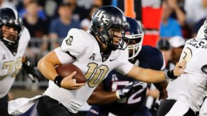 UCF Continues Fast Pace With Dominant Win Over UConn