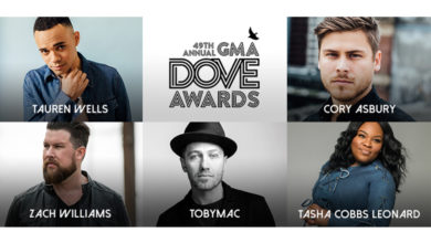 Photo of 49th Annual Dove Award Nominations Announced