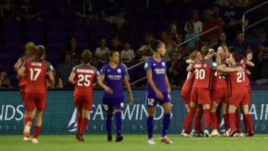 Photo of Orlando Pride Lose 2-0 to Portland, Fall in the Playoff Standings