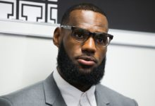 """Photo of LeBron James Exec Producing Documentary Titled """"Shut Up and Dribble"""""""