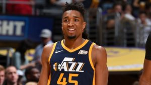 Utah Jazz's Donnovan Mitchell Does Random Acts of Kindness