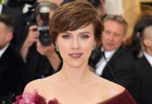Photo of Scarlett Johansson Named 'World's Highest-Paid Actress' By Forbes