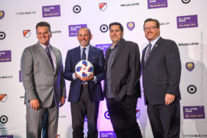 MLS All Star Game to be Hosted in Orlando