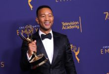 Photo of John Legend becomes first black man to earn EGOT status