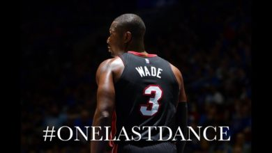 Photo of Dwayne Wade Giving Miami One More Year
