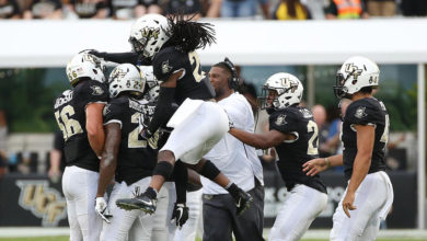 Photo of UCF Crushes South Carolina State 38-0, But Had to Overcome Obstacles