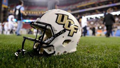 Photo of Hurricane Florence: UCF at UNC football game canceled