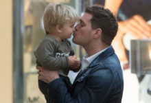 Photo of Michael Bublé says he's quitting music after son's cancer battle