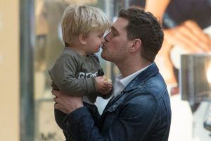 Michael Bublé says he's quitting music after son's cancer battle