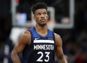 Wolves' attempt to trade Jimmy Butler to Heat ends at 11th hour