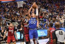 Photo of Orlando Magic battle to beat Miami 104-101 in season opener