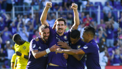 Photo of Orlando City pulls out a win over Columbus in home finale