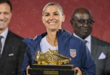 Photo of Alex Morgan Wins CONCACAF Women's Championship Golden Boot