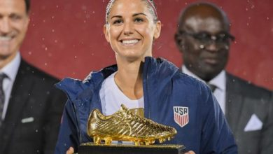 Photo of Alex Morgan Wins CONCACAF Women's Championship Golden Boot