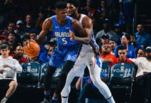 Photo of Orlando Magic lose Issac to ankle injury in 120-114 pre-season loss to Philly