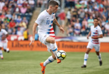 Photo of INJURIES FORCE WESTON McKENNIE TO WITHDRAW FROM U.S. MEN'S NATIONAL TEAM ROSTER FOR KICKOFF SERIES MATCHES AGAINST COLOMBIA AND PERU