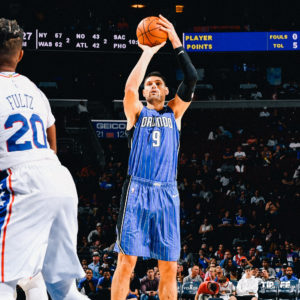 Orlando Magic lose Issac to ankle injury in 120-114 pre-season loss to Philly