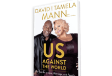 Photo of David Mann and  Tamela Mann Share Story  in New Memoir Us Against the World: Our Secrets to Love, Marriage, and Family