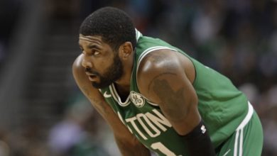 Photo of Kyrie Irving hates Thanksgiving
