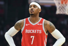 Photo of Carmelo Anthony to part ways with Rockets after playing 10 games