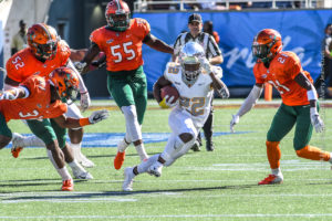 Bethune Cookman Ends FAMU Championship Hopes With Florida Classic Win 33-19