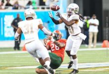 Photo of Bethune Cookman Ends FAMU Championship Hopes With Florida Classic Win 33-19