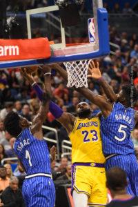 Magic Stun LeBron's Lakers with 130-117 Win