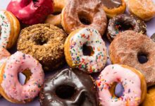 Photo of Loyal doughnut eaters buy out shop daily so owner can visit sick wife