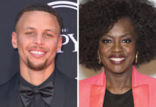 Photo of Viola Davis and Steph Curry are executive producing a film on the Charleston church shooting
