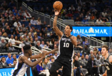 Photo of Spurs dominate Magic on night without Vucevic
