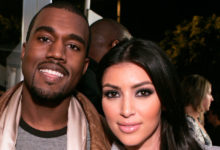 Photo of Kim Kardashian and Kanye West expecting their fourth child