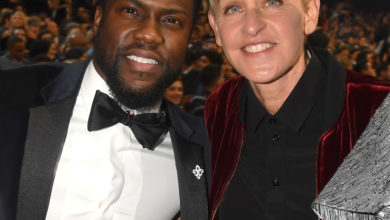 Photo of Kevin Hart re-considering Oscars hosting role after DeGeneres backing