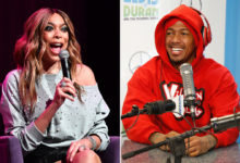 Photo of Nick Cannon temporarily taking over 'The Wendy Williams Show'