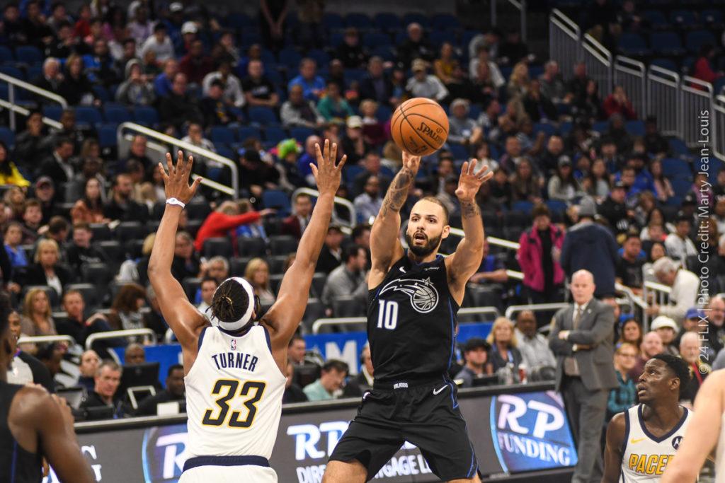 Orlando Breaks Losing Streak on Nikola Vucevic's Special Night