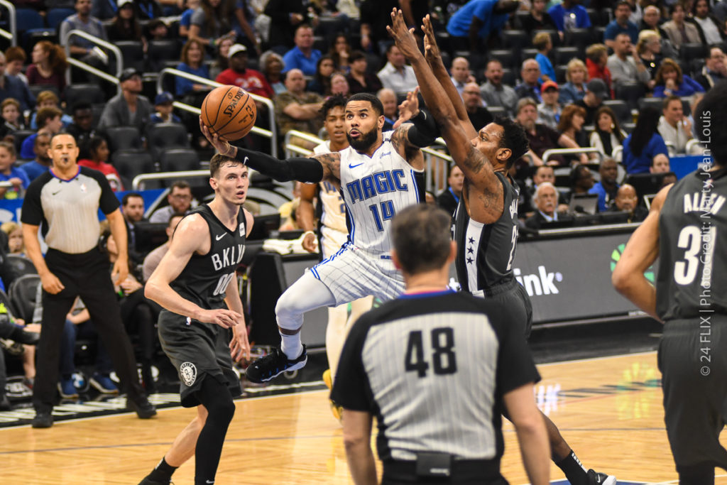 After win over Nets, Magic have two tough opponents this week