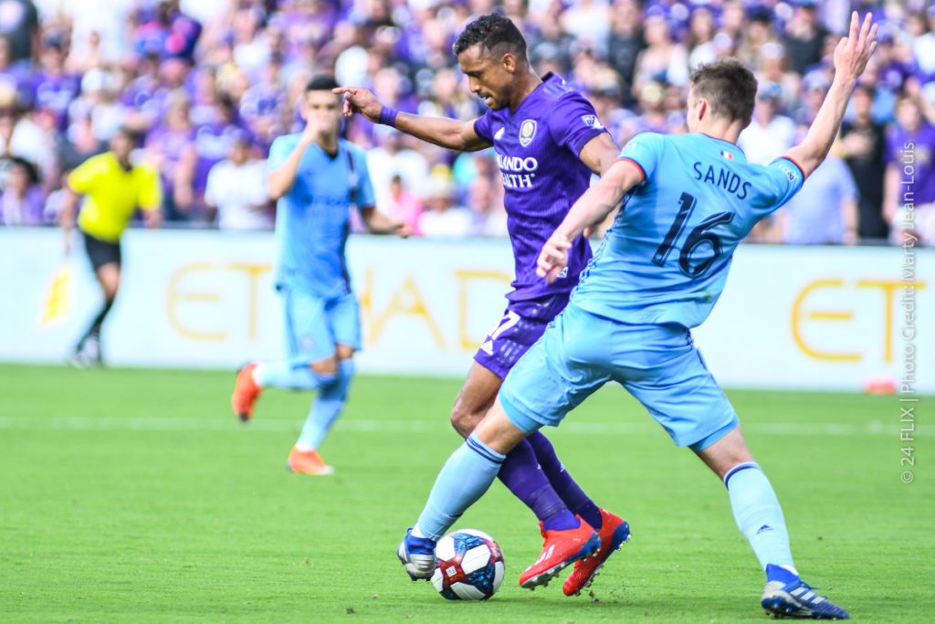 Orlando City Shows its Fight in 2-2 Opener vs NYCFC