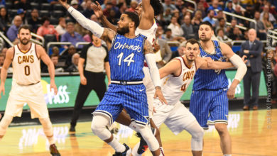 Photo of Orlando Magic take down Cavs 120-91, stay in playoff hunt