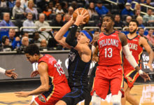 Photo of Magic crush Pelicans 119-96 to continue playoff push