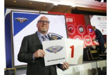 Photo of NBA Draft Lottery 2019: Pelicans win Zion Williamson draw for No. 1 pick