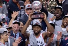 Photo of Kawhi Leonard, Raptors Beat Bucks in Game 6, Advance to NBA Finals vs. Warriors